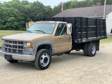 1999_Chevrolet_C 3500 HD Dump Truck 6 Speed__ Crozier VA