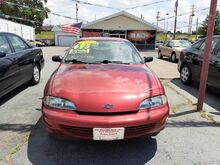 1999_Chevrolet_Cavalier_Coupe_ Middletown OH