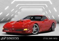 1999_Chevrolet_Corvette Lingenfelter Performance Supercharge Engine with Bassani Exhaust System__ Houston TX