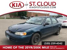 1999_Chevrolet_Prizm_4DR SDN_ St. Cloud MN