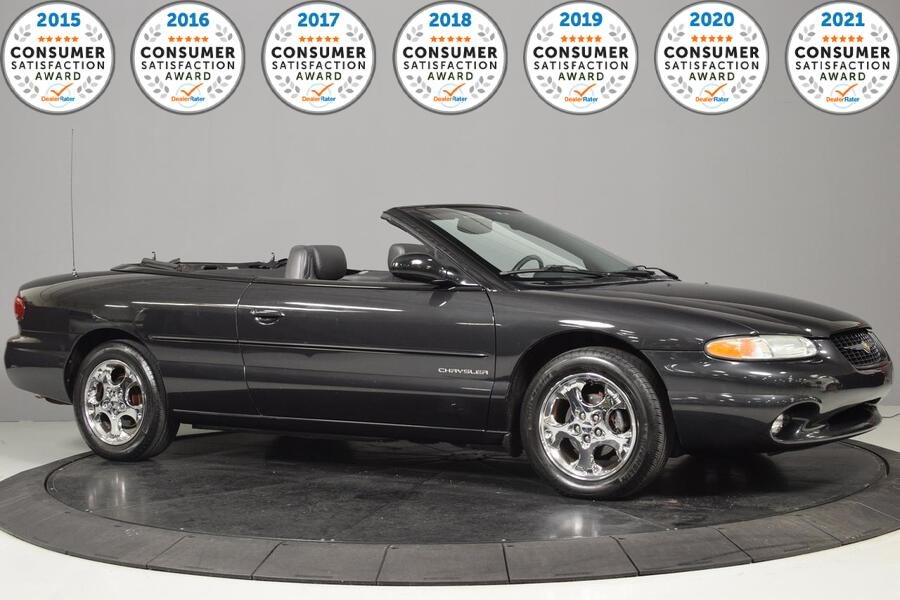 1999_Chrysler_Sebring_Jxi_ Glendale Heights IL