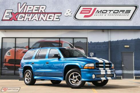 1999 Dodge Durango Shelby SP-360 4WD Shelby SP-360 Tomball TX