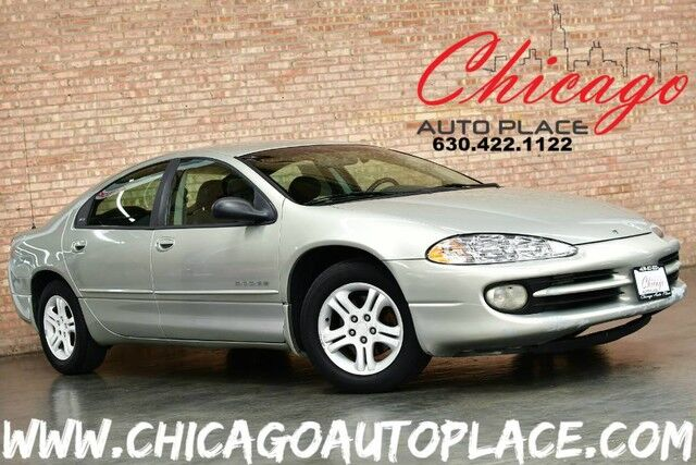 1999 Dodge Intrepid ES - 3.2L MPI V6 ENGINE FRONT WHEEL DRIVE DARK GRAY LEATHER ALLOY WHEELS Bensenville IL