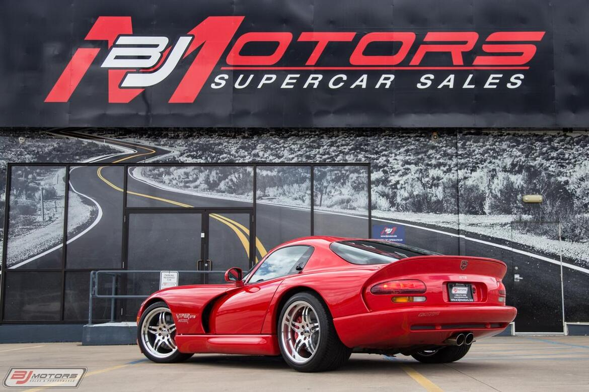 1999 Dodge Viper ACR Supercharged Tomball TX