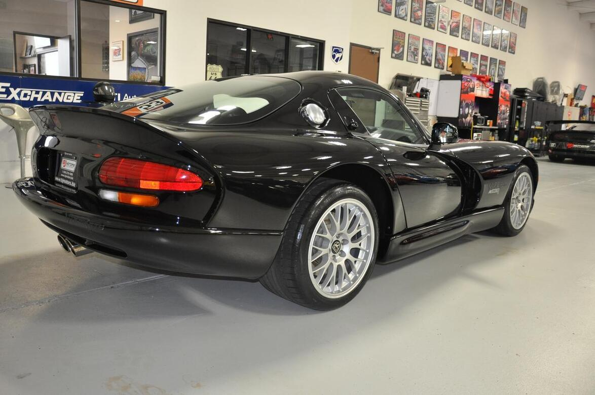 1999 Dodge Viper ACR with Comfort Group Tomball TX