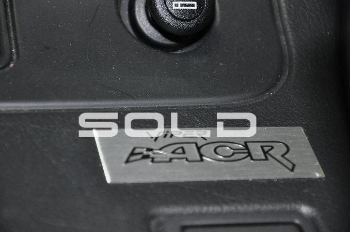 1999 Dodge Viper GTS ACR Tomball TX