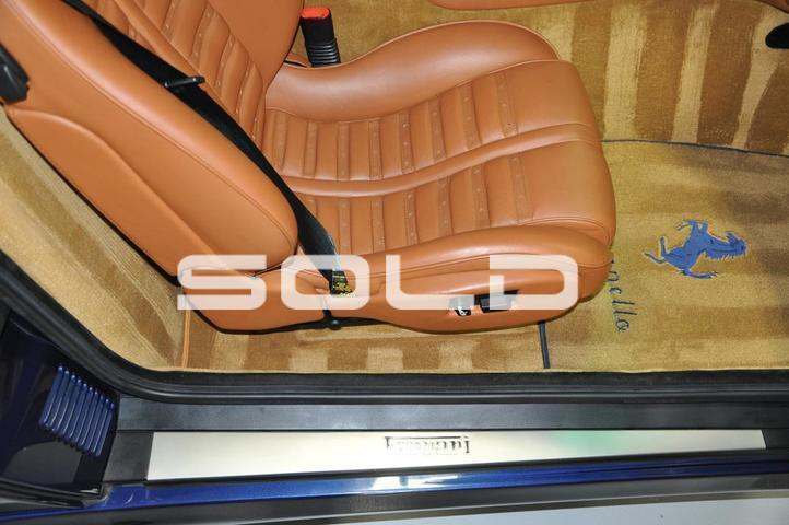 1999 Ferrari F550 Maranello Cuoio/Tan Tan Leather Tomball TX