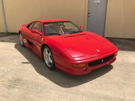 1999 Ferrari 355 F1 BERLINETTA  Houston TX