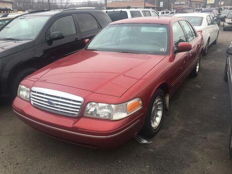 1999 Ford Crown Victoria LX North Versailles PA