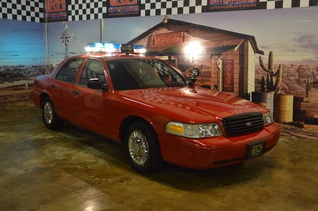 1999 Ford Crown Victoria Police Pkg (fleet-only) SECURITY CAR Bristol PA