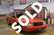 1999 Ford Crown Victoria Police Pkg (fleet-only) SECURITY CAR