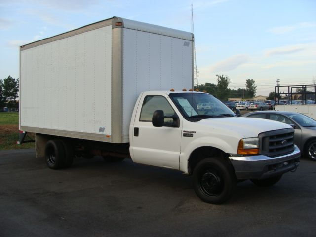 1999 Ford F550 Box Truck Charlotte Nc 14935569