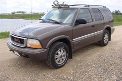 1999_GMC_Jimmy_SLT_ Monticello IA