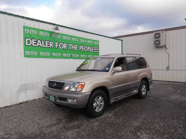 1999 Lexus LX 470 Base Spokane Valley WA