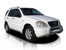 1999_Mercedes-Benz_M-Class_ML 430_ Philadelphia PA