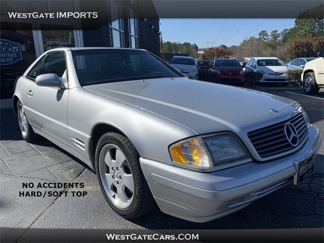 Raleigh Used Cars >> 1999 Mercedes Benz Sl Class Sl 500