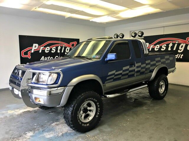 1999 Nissan Frontier 4WD XE Akron OH 28204990