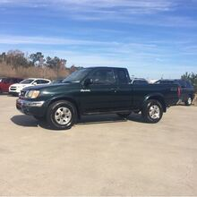 1999_Nissan_Frontier_SE V6 King Cab 4WD_ Hattiesburg MS