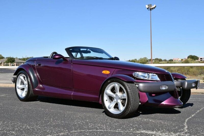 1999 Plymouth Prowler  Fort Worth TX