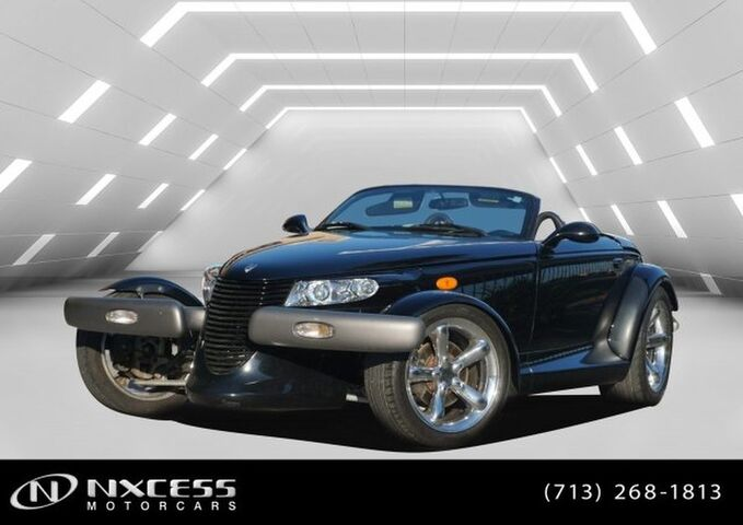 1999 Plymouth Prowler  Houston TX