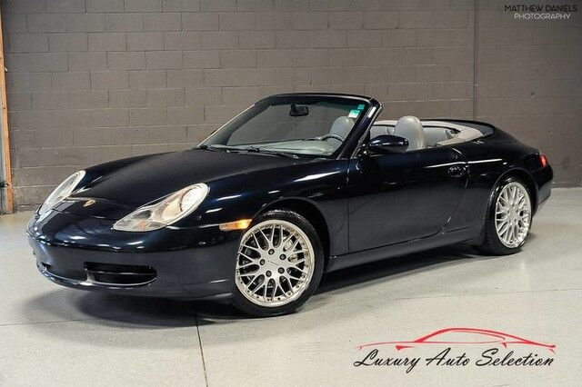 1999 Porsche 911 Carrera 2dr Convertible Chicago IL