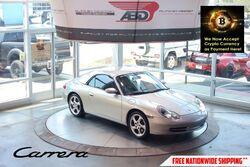 Porsche 911 Carrera Cabriolet 1999
