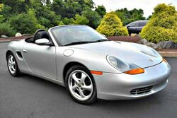 Porsche Boxster 5-Speed 1999