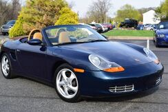 1999_Porsche_Boxster_5-Speed_ Easton PA