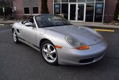 1999 Porsche Boxster 5 Speed