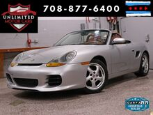 1999_Porsche_Boxster_Roadster 5-Spd_ Bridgeview IL