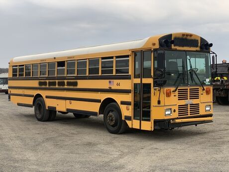 1999 THOMAS BUS Cat Diesel Allison Automatic Crozier VA