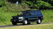 1999_Toyota_Land Cruiser_4x4 / 3-ROWS / SUNROOF / KENWOOD STEREO_ Charlotte NC