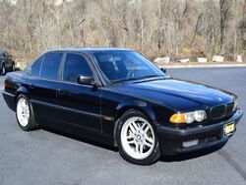 BMW 7 Series 740i Sport 2000