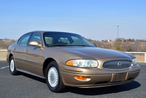 2000_Buick_LeSabre_Limited_ Fort Worth TX