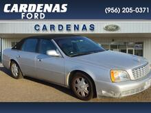 2000_Cadillac_DeVille_Base_ Brownsville TX