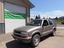 2000_Chevrolet_Blazer_-_ Spokane Valley WA
