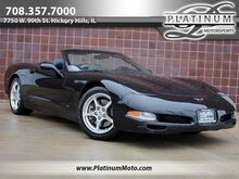 2000_Chevrolet_Corvette_California Convertible Auto Heads Up Loaded_ Hickory Hills IL