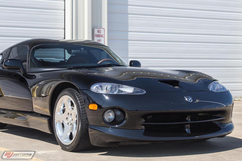 2000 Dodge Viper GTS Tomball TX