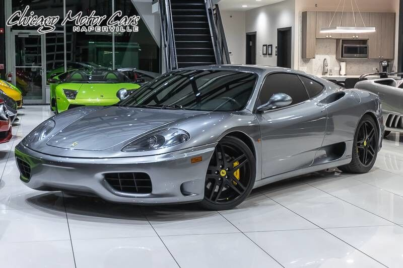 Vehicle details - 2000 Ferrari 360 Modena at Chicago Motor Cars of Naperville Naperville - Chicago Motor Cars