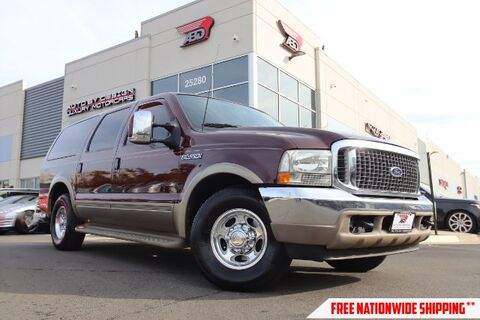 2000_Ford_Excursion_Limited 2WD_ Chantilly VA