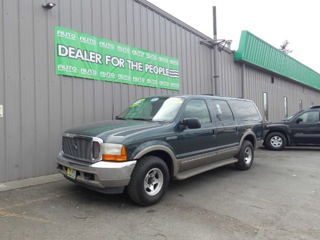 2000 Ford Excursion Limited 2WD Spokane Valley WA