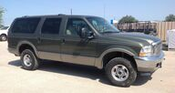 2000 Ford Excursion Limited Goldthwaite TX
