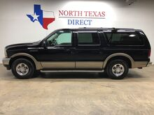 2000_Ford_Excursion_Limited Heated Leather Rear Entertainment 8 Passenger_ Mansfield TX