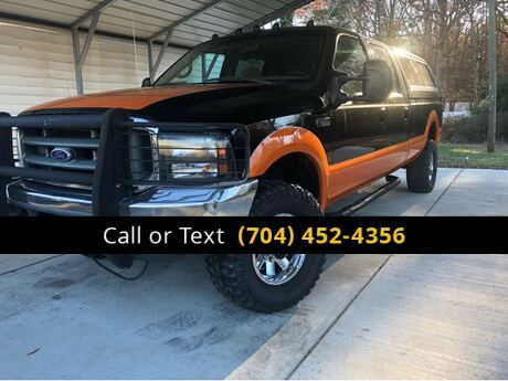 2000 Ford F-350 SD XLT Crew Cab Long Bed 4WD Charlotte and Monroe NC