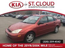 2000_Ford_Focus_SE_ St. Cloud MN