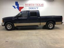 2000_Ford_Super Duty F-250_Lariat 7.3 Powerstroke Crew Cab Leather Seats_ Mansfield TX
