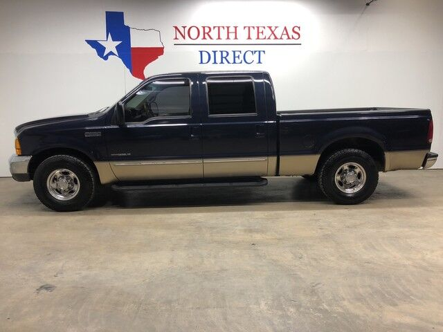 2000 Ford Super Duty F-250 Lariat 7.3 Powerstroke Crew Cab Leather Seats Mansfield TX