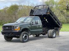 2000_Ford_Super Duty F-450_Dump Truck_ Crozier VA