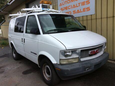 2000 GMC Safari Cargo Van AWD Spokane WA