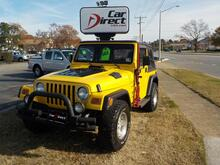 2000_JEEP_WRANGLER_CONVERTIBLE SPORT 4X4, BUY BACK GUARANTEE AND WARRANTY, TOW PACKAGE, ONLY 145K MILES!_ Virginia Beach VA